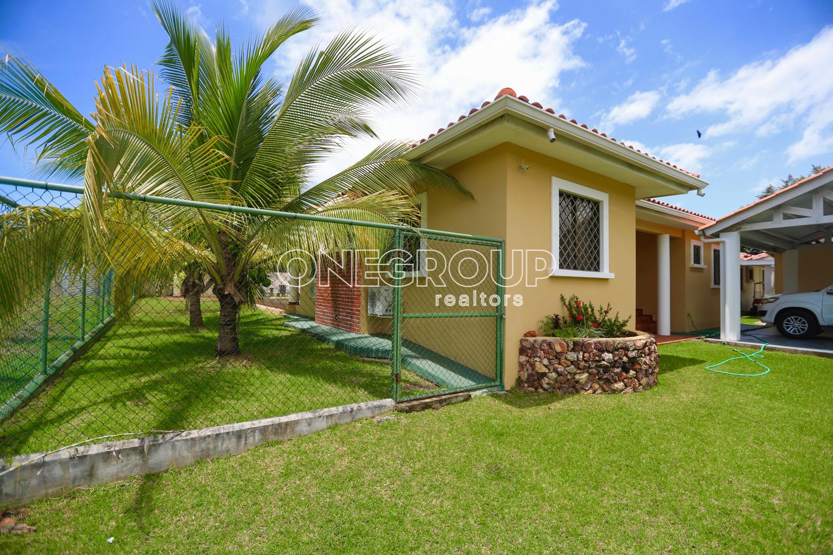 House in Tortuga Lake